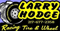 Larry Hodge Racing Tires